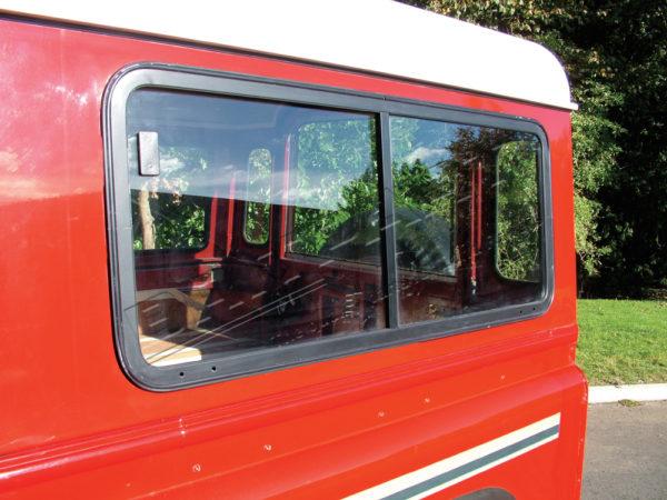 Landrover Defender Window Kit