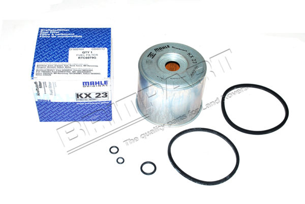 LandRover Defender Fuel Filter